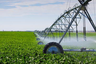 agricultura de precisión - pivot