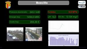 Monitorización y vídeo supervisión: Ayuntamiento