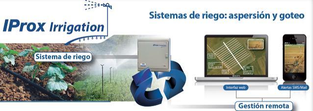 Imagen IProx Irrigation