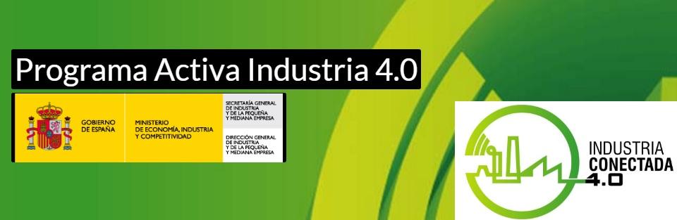 Programa Activa Industria 4.0