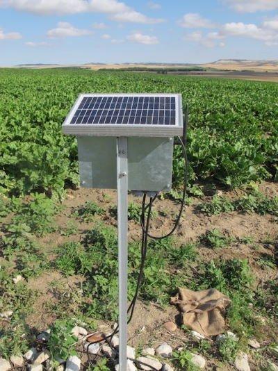 control radio electrovalvulas agrícolas Prx Valve